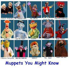 Muppet show!!