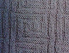 Below are basic knit stitches designed using only knit and purl techniques. Skill levels range from easy to intermediate. Knit Purl Stitches, Knitting Stiches, Free Knitting, Knitting Patterns, Love Crochet, Single Crochet, Knit Crochet, Knitted Washcloths, How To Purl Knit