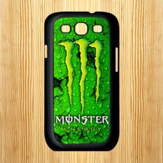MONSTER ENERGY 4 GALAXY S3 CASE