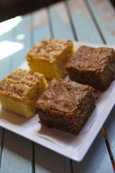 Street Food Cycle Caffè's cakes