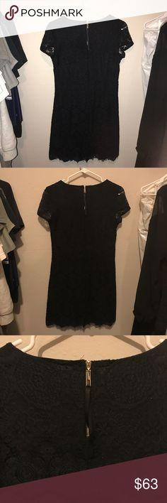Black dress Black lace dress from Nordstrom Nordstrom Dresses