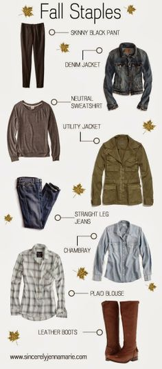 Fall Wardrobe Musst Have