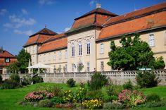 Schloss Fasanerie bei Fulda, DE / Fasanerie Palace near Fulda, Germany - taken by GerhardEric.com