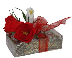 Tea & Flowers Decorative Boxes, Gift Wrapping, Flowers, Gifts, Home Decor, Gift Wrapping Paper, Presents, Decoration Home, Room Decor