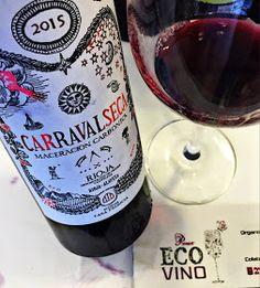 El Alma del Vino.: Bodegas Casa Primicia Carravalseca Tinto Maceración Carbónica 2015