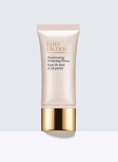 Illuminating Perfecting Primer,  - Adds instant brightness and radiance so makeup looks smooth, fresh, flawless. Soft-reflection optics minimize the look of pores and flaws to create an even, supple canvas. Convenient tube. Ideal for Normal/Combination and Dry Skin.