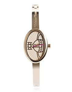 Women's Wrist Watches - Vivienne Westwood Womens VV019BGDGD Medal II Analog Display Swiss Quartz Gold Watch * See this great product.