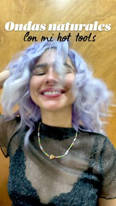 Lavender Hair, Sad Faces, Hot, White Hair, Weave Hairstyles, Wavy Hair, Healthy Hair, Hair Color, White Wedding Flowers