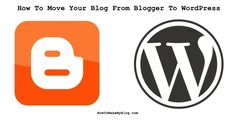 How-to guide to move your blog from Blogger to WordPress. Import posts, images and comments and keep your traffic, search engine rankings and subscribers.