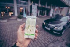 Сегодня стартует новый сервис такси Taxify в Украине