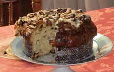 Pan dulce con la receta que me mandó Carolina - Blogs lanacion.com