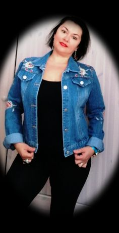 Fashion Blogger Style, Lifestyle Blog, Denim, Jackets, Shopping, Beauty, Down Jackets, Beauty Illustration, Jacket
