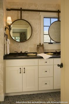 Pottery Barn Bed and Bath Mirrors