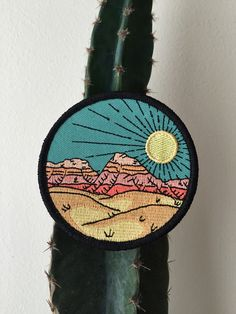 "3"" Embroidered Patch                                                                                                                                                                                 More"
