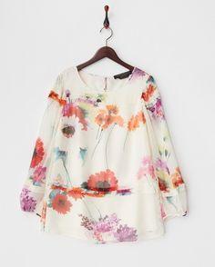 オフベージュ Shirt(ブラウス) - マリナリナルディ|ブランド通販(セール)なら【グラムール セールス】