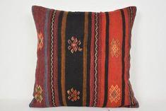 Moroccan Floor Cushions, Kilim Cushions, Aztec Pillows, Throw Pillows, Oversized Floor Pillows, Kilim Fabric, Pug Art, Rustic Bedding, Knit Pillow