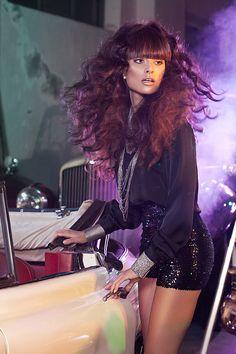 Hair Garage Collection on Behance
