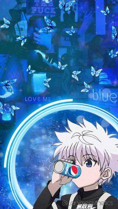 Anime Wallpaper Phone, Anime Backgrounds Wallpapers, Anime Scenery Wallpaper, Cute Disney Wallpaper, Naruto Wallpaper, Animes Wallpapers, Cute Wallpapers, Killua, Anime Villians