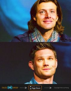 Jared and Jensen, faceswap