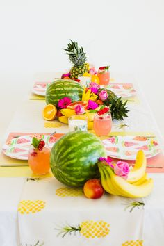 ccf43b2004e TROPICAL BRIDAL SHOWER STYLING IDEAS WITH SHUTTERFLY