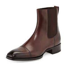 ZXD Dress Men's Cap Toe Pull On Low Heels Chelsea Boots M... https://www.amazon.com/dp/B078GPGDNS/ref=cm_sw_r_pi_dp_U_x_BfOAAbYEQJ1B1