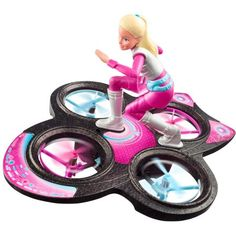 Barbie Star Light Adventure Hover Girl - Walmart.com