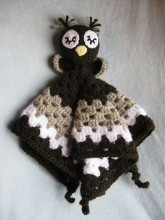 Owl Security Blanket