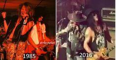 Concert de Guns N'Roses au Troubadour, LA, 01.04.2016