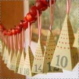 12 different Christmas advent calendars