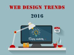 Web Design trends in 2016