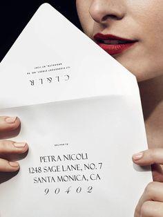 Envelopes galore: www.venamour.com