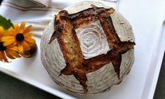 "Špaldový chléb ""stodvacettrojka"" – Vůně chleba Sourdough Bread, How To Make Bread, Bread Baking, Baked Potato, Ethnic Recipes, Food, Challenge, Art, Yeast Bread"