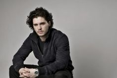 """He will draw his, er, sword. GOT star Kit Harington has no qualms about doing nude scenes, and fans can expect to see his character, beleaguered swordsman Jon Snow, in the buff sometime this season. """"I signed a nudity clause way back when, so I knew at some point its going to happen and I wont spoil it for your readers for when it does,"""" Harington told the Daily News. """"I'm fine with nudity actually."""" Aw, yeah."""