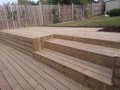 Idea for decking