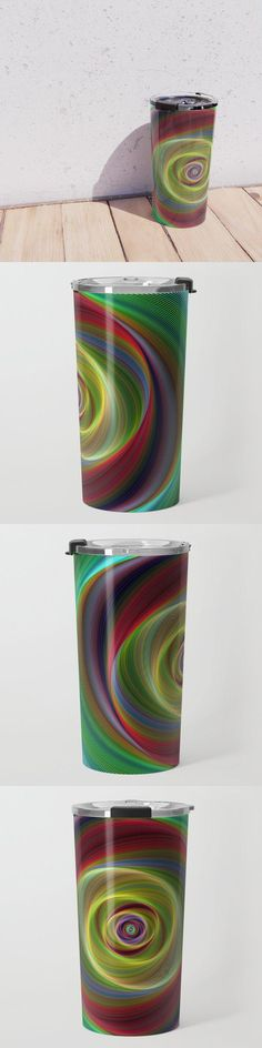 Time Travel Travel Mug by David Zydd #BestTravelMugs #Art #Artist #Outdoor #ProductDesign #Tabletop (tags: outdoor, product design, gift, decor, society6, gift idea, graphic design, travel, decoration, equipment, graphics, print-on-demand, leisure, design, camping, lifestyle)