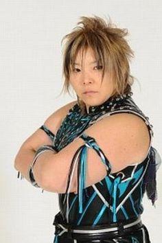 Tsubasa Kuragaki - Japanese Women Wrestling
