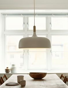 The The Acorn Pendant Lamp is a great decorative element. Its soft curvature add. - The The Acorn Pendant Lamp is a great decorative element. Its soft curvature add… The The Acorn - Kitchen Lighting Over Table, Dining Table Lighting, Kitchen Pendant Lighting, Kitchen Pendants, Dining Room Table, Dining Pendant, Pendant Lights, Dining Rooms, Dining Light Fixtures