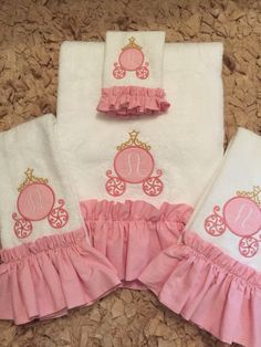 Baby towel set