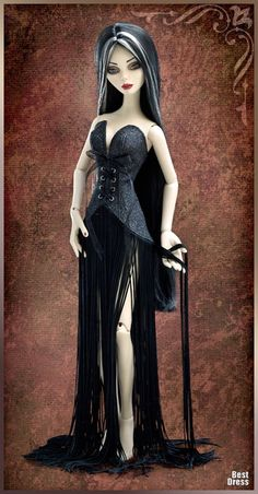 Evangeline Ghastly doll I would LOVE to own