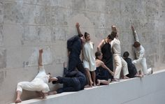 Sasha Waltz @ Chipperfield's Neues Museum in Berlin (still)