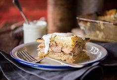 8 minden jóval megpakolt, könnyen elkészíthető rakott hús Falafel, Bacon, Pie, Minden, Food, Torte, Cake, Fruit Cakes, Essen