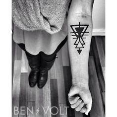 Bildergebnis für ben volt tattoo