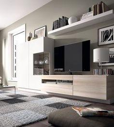 Furniture For Sale Black Friday Tv Wall Design, House Design, Interior Design Living Room, Living Room Decor, Living Room Tv Unit Designs, Muebles Living, Tv Wall Decor, Family Room, New Homes