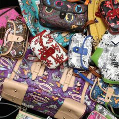 Unique Dooney & Bourke Bags Available Exclusively at Tomorrow's Release Party at Walt Disney World Resort