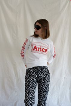 Experimental, original, and oh-so-wearable: that's what we love about the upcoming Spring '18 collection from trendy women's street brand Aries.