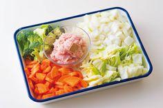 ただ食べるだけでやせる魔法のダイエットメニュー⁉ 手軽に作れてやせ効果抜群の「脂肪燃焼スープ」とは… Diet Recipes, Healthy Recipes, Japanese Food, Cobb Salad, Soup, Favorite Recipes, Eat, Cooking, Kitchen