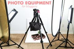 Sarah Hearts - Photography and Lighting Equipment for Bloggers