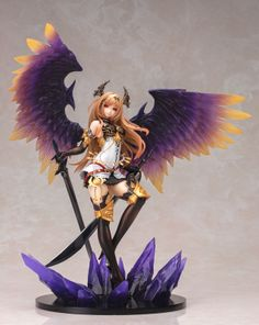 Crunchyroll - Store - Rage of Bahamut Dark Angel Olivia Ani Statue