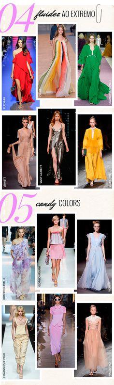 Veja o que é tendência nesse verão no blog Garotas Estúpidas, de Camila Coutinho. Babados, mangas bufantes, roupas fluidas e cores candy!
