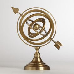 Armillary Sphere at Cost Plus World Market >> #WorldMarket Gifts for him